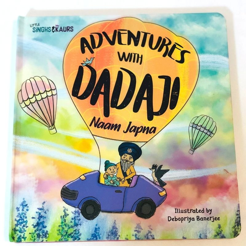Adventures with Dadaji – Naam Japna