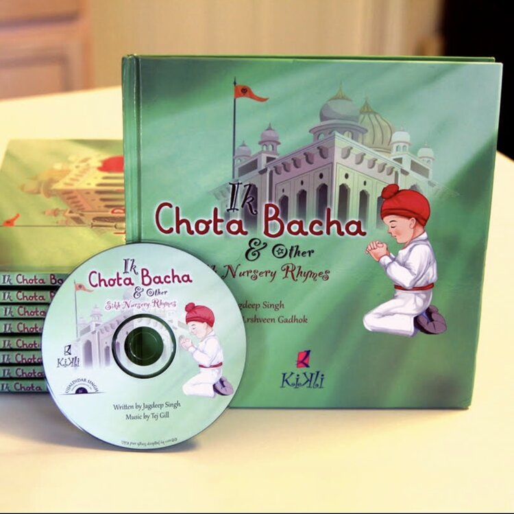 Ik Chota Bacha and other Sikh nursery rhymes