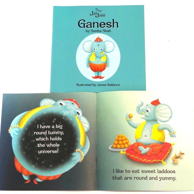 The Jai Jais: The Gods 4 Book Set