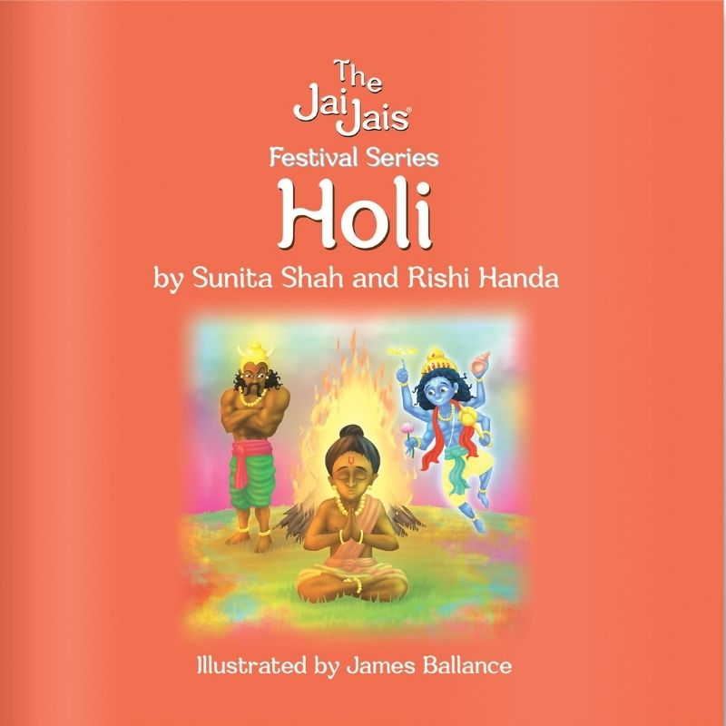 The Jai Jais' Festival Series: Holi