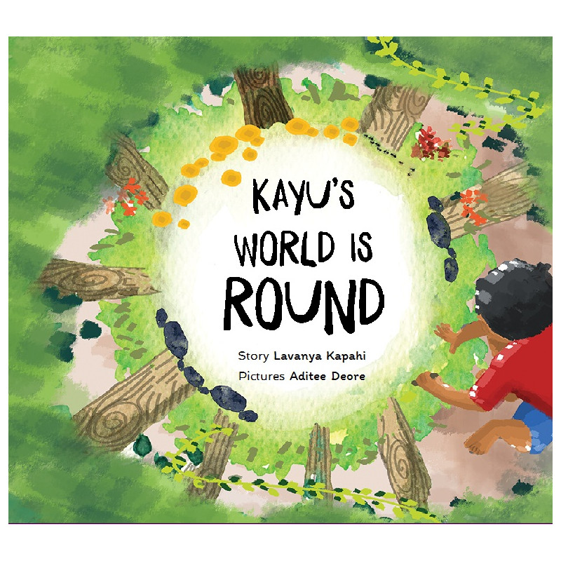 Kayu's World is Round