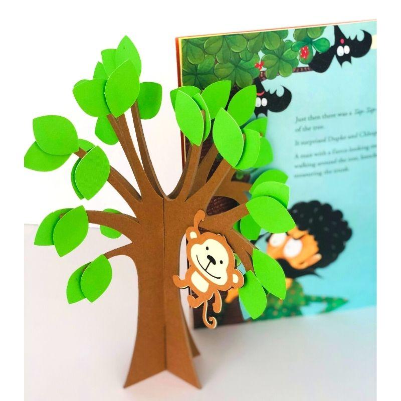 3D Tree for preschoolers