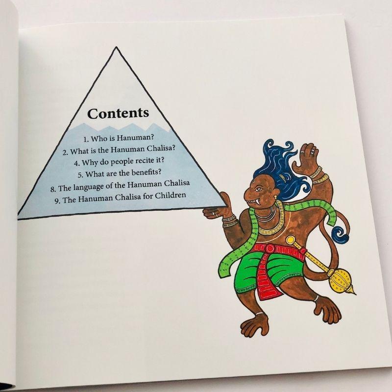 The Hanuman Chalisa For Children