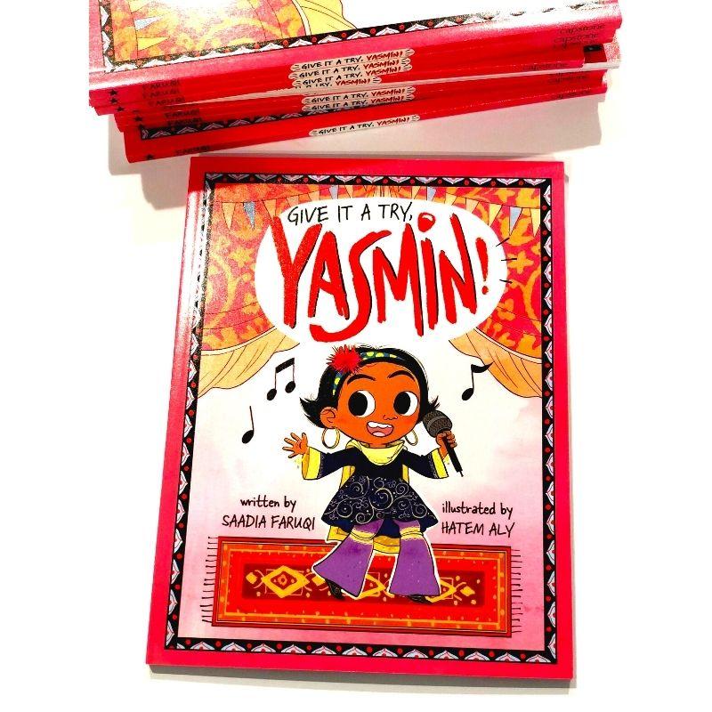 Yasmin Book Bundle