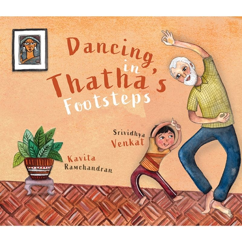 Dancing in Thatha's Footsteps