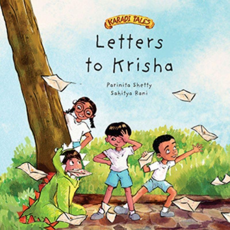 Letters to Krisha