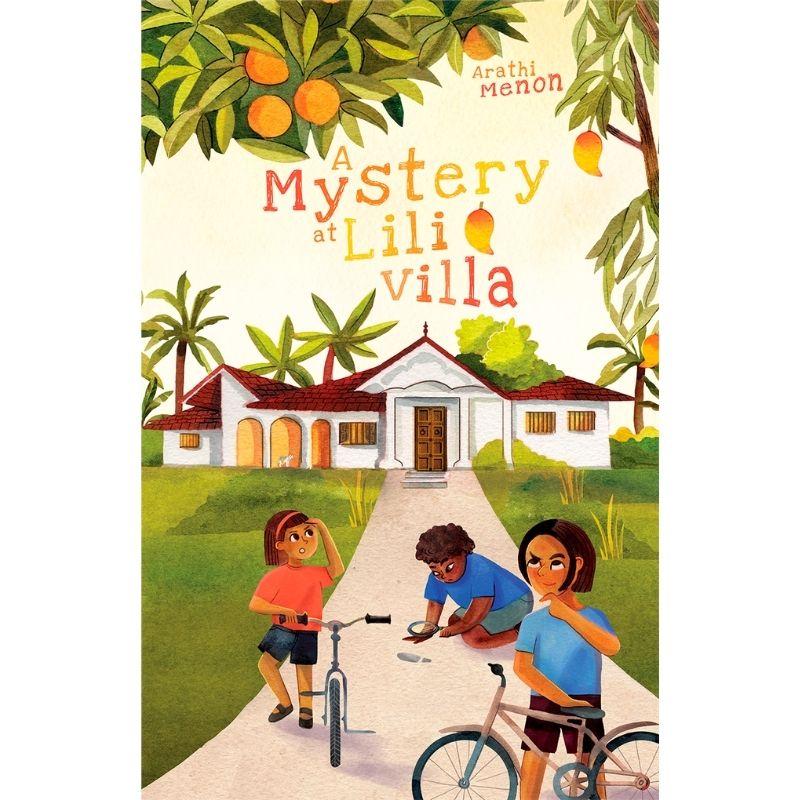 A Mystery at Lili Villa!
