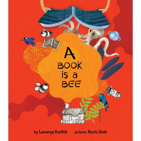 A Book is a Bee!