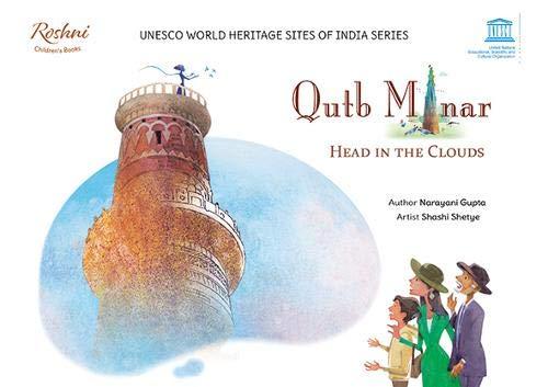 Qutb Minar: Head in the Clouds