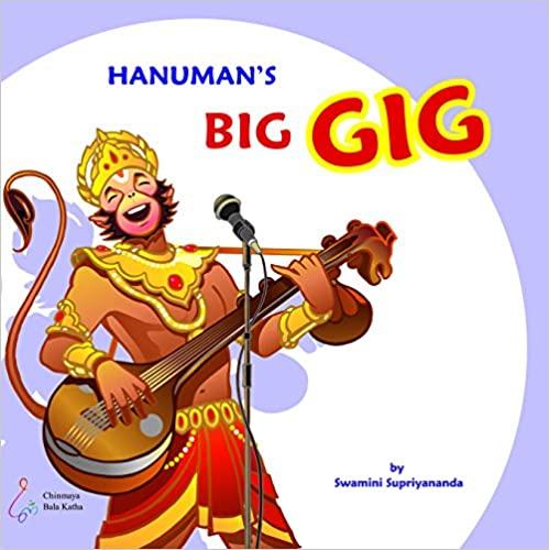 Hanuman's Big Gig