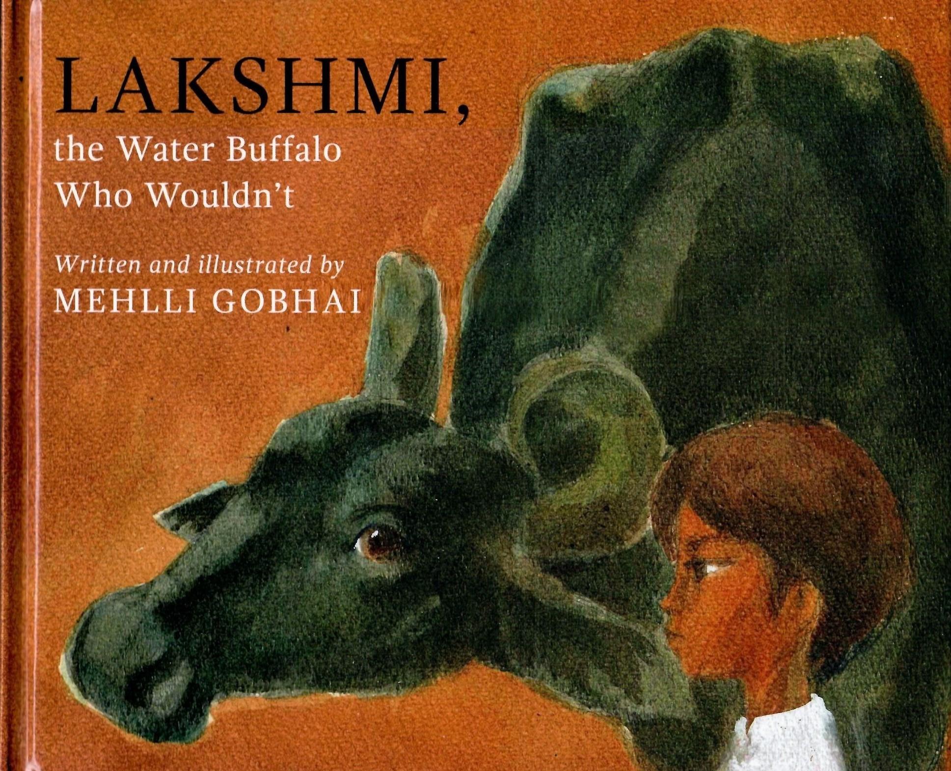 Lakshmi, the water buffalo who wouldn't