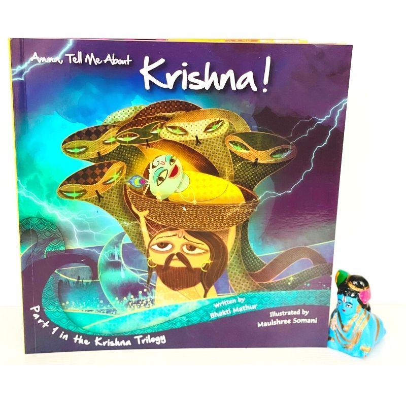Amma Tell Me About Krishna