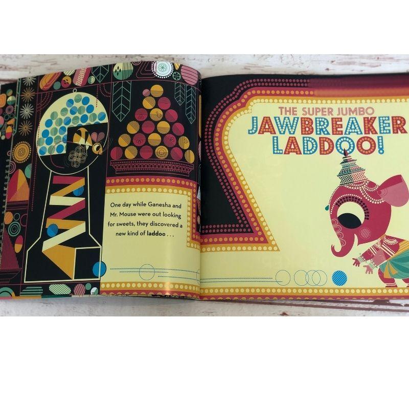 Ganesha Visual Art Box