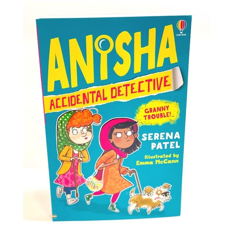 Granny Trouble (Anisha, Accidental Detective)