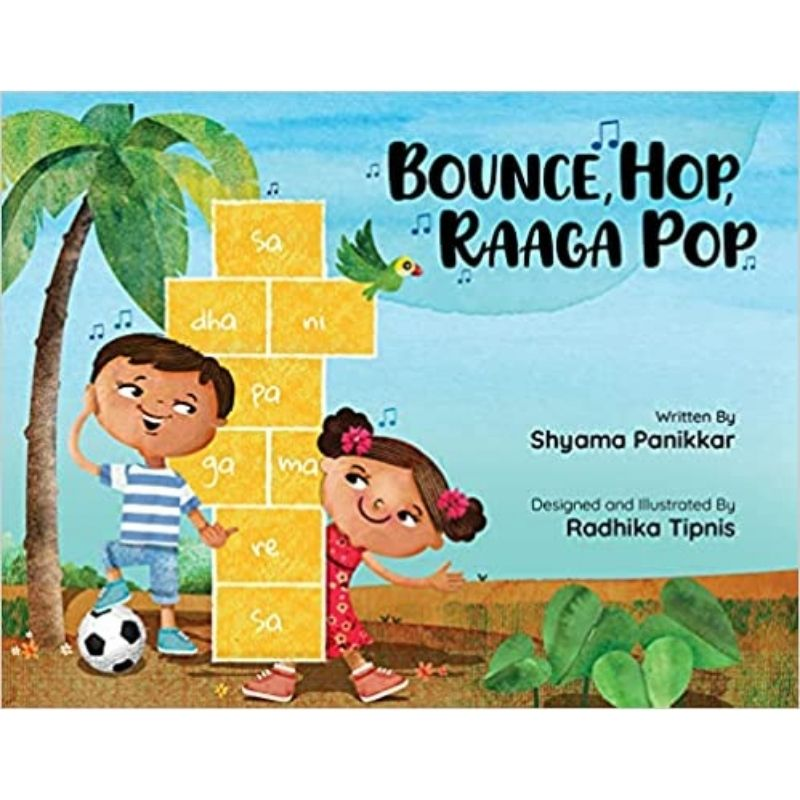 Bounce Hop Raaga Pop
