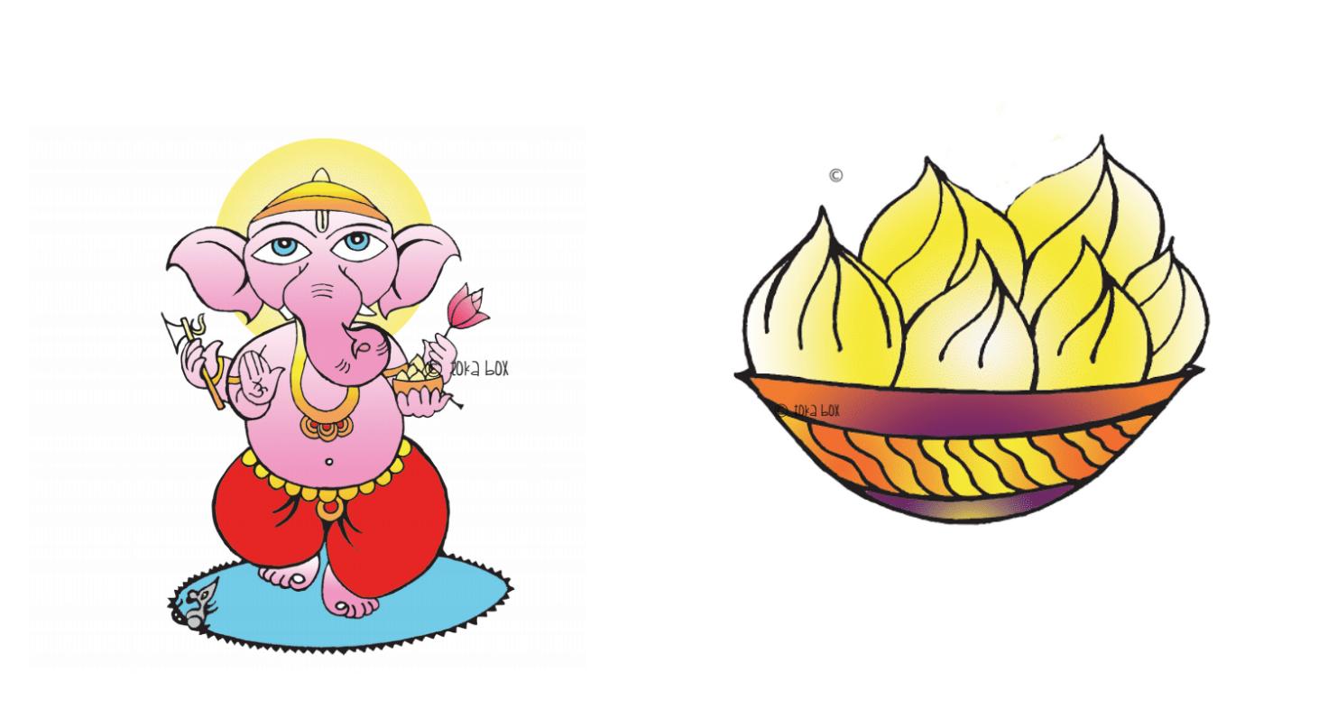 Ganesha Printable