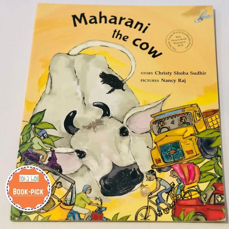 Maharani the Cow