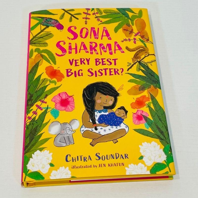 Sona Sharma, Very Best Big Sister?