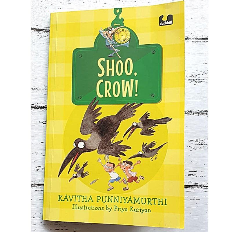 Shoo, Crow!