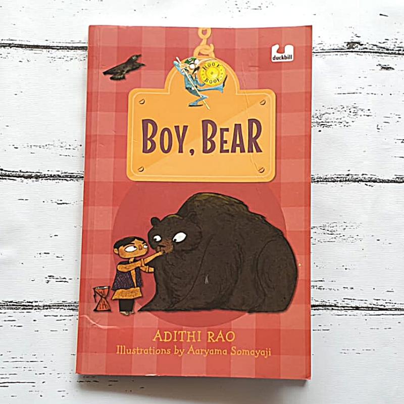 Boy, Bear