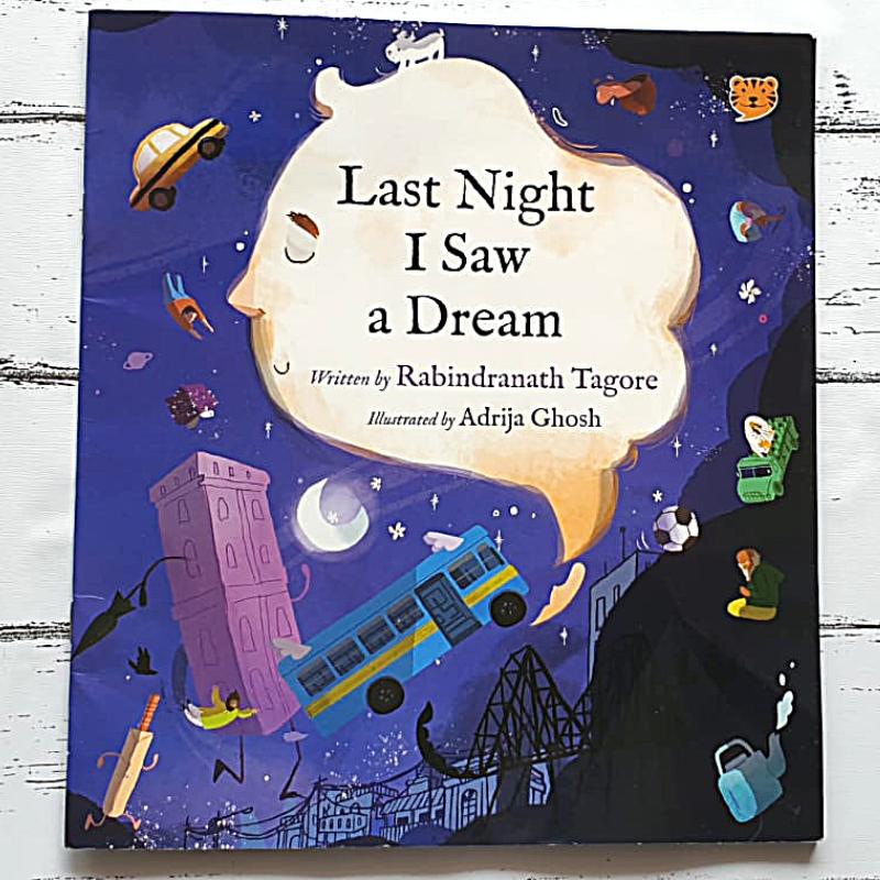 Last Night I Saw a Dream