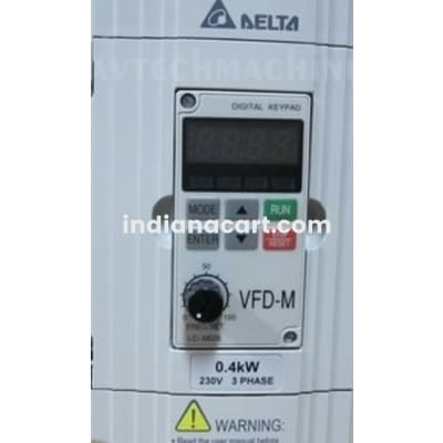 Delta VFD-S Series 0.4Kw/0.5Hp