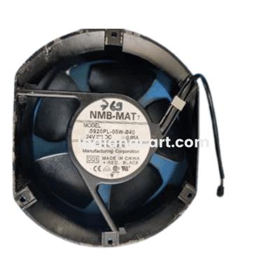 NMB-MAT 592PL-05W-B40 24V 0.95AMP.