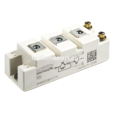 SEMIKRON IGBT SKM50GB12T4.