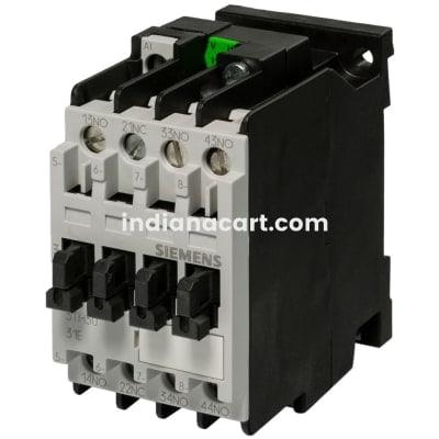 "Siemens SICONT CONTACTOR 3TH30220AP0, 2″NO""+2″NC"""