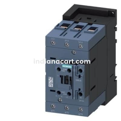 Siemens Contactor 3RT20471AL20, 1No+1Nc