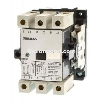 Siemens contactor 3TF5502-OAFO, 2NO+2NC