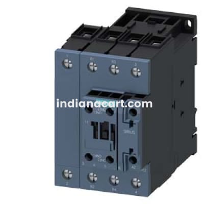 Siemens Contactor 3RT25361AP00, 2No+2Nc