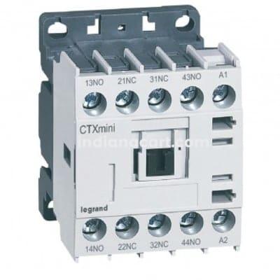 Legrand Contactor 416826, 2NO+2NC