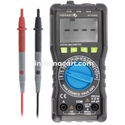 HOGERT, HT1E600, Digital universal multimeter