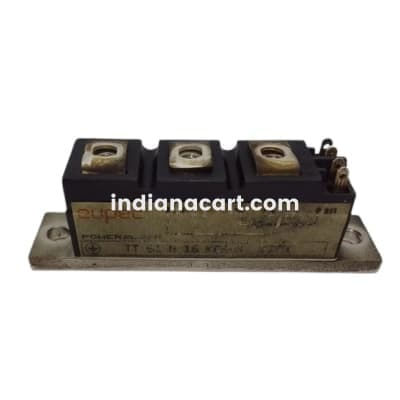 POWERBLOCK Semiconductor  RECTIFIER TT61N16KOF-K 27FN