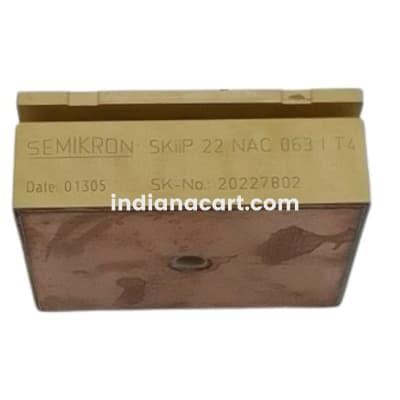 SEMIKRON IGBT Semiconductor SKIPP22NAC063IT4