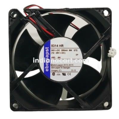 Ebmpapst Cooling Fan, 8314 HR