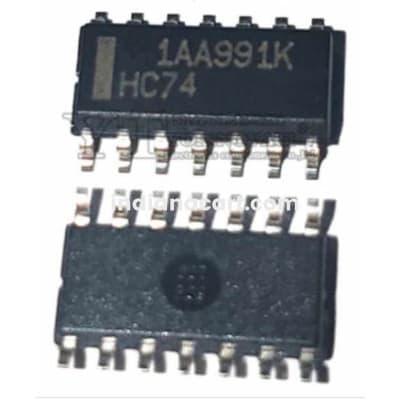 IC HC74