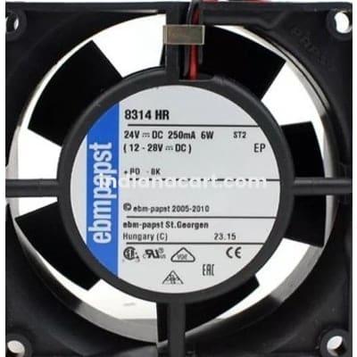 EBMPAPST Cooling Fan 8314HR
