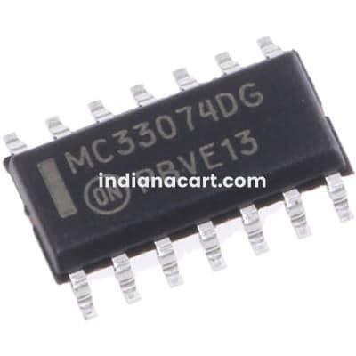 IC MC33074DG