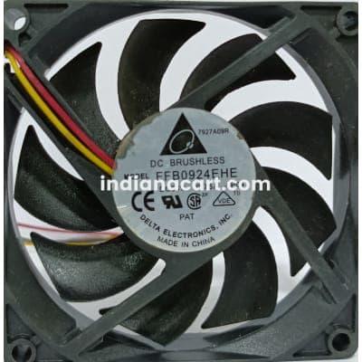 Delta DC Brushless Fan FFB0924EHE