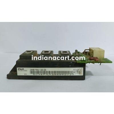 FUJI IGBT 2MBI75S-120-03 WITH PCB