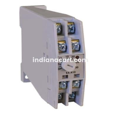 A1D1, ON Delay timer 240VAC 0.3S-30M Rly2C/O UL