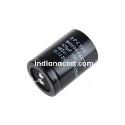 B43504-A5477-M7 EPCOS CAPACITOR