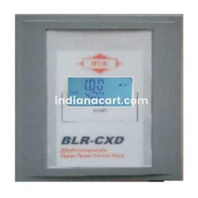 BLR-CXD 04 Power Factor Controller relay outputs