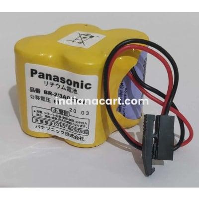 BR-2/3AGCT4A 6 V PANASONIC
