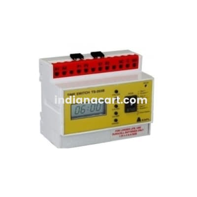 TS-203B, Time Switch 4Switching per day 24VDC