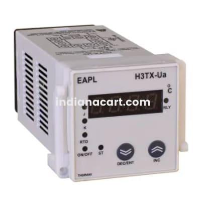 H3TX-2U, Temperature Controller 2Display