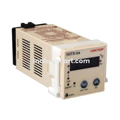 H3TX-MU, Temperature Controller 2Display,2Set point Multifunction