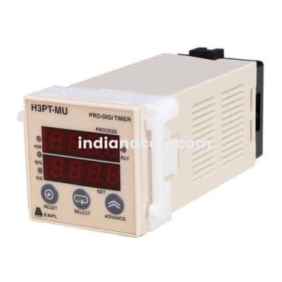 H3PT-MU, Prg Dig(Up) Multifunctional timer 12VDC